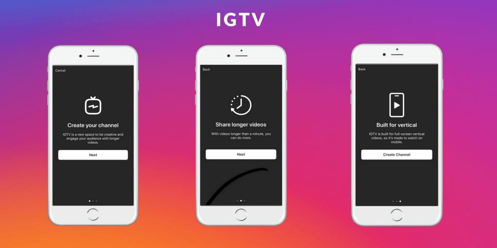اما چرا باید از IGTV استفاده کنیم؟