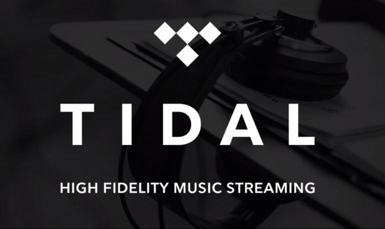tidal-بهترین برنامه های موسیقی برای آیفون