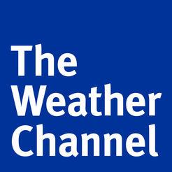 The-Weather-Channel.بهترین برنامه های هواشناسی برای آیفون در سال 2018