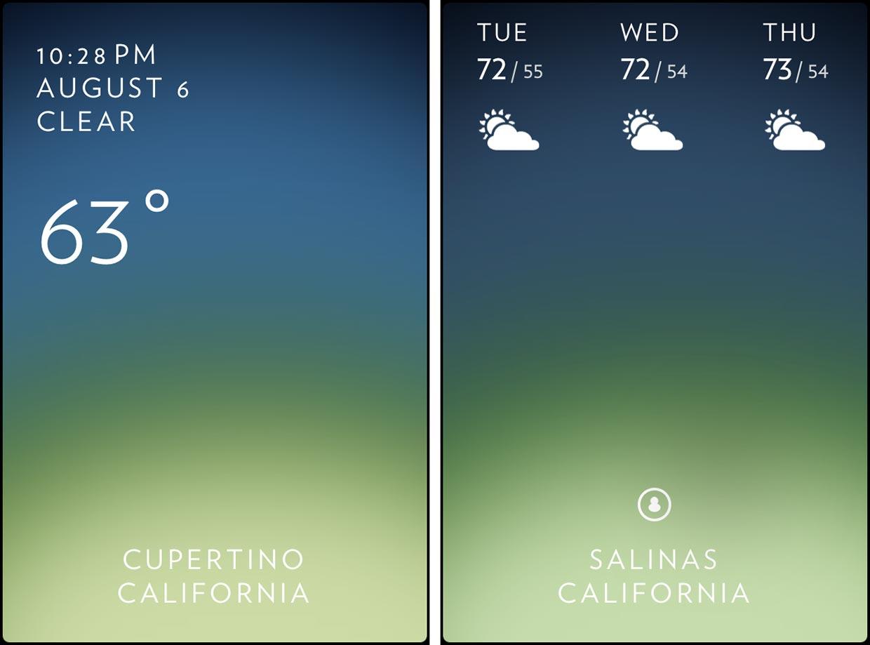 solar-iphone-بهترین برنامه های هواشناسی برای آیفون در سال 2018